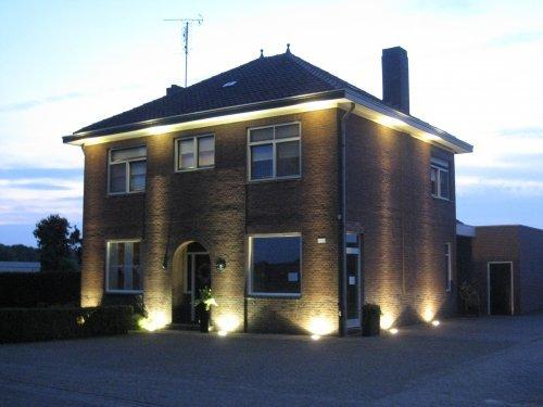 Stunning Verlichting Huis Buiten Pictures - Huis & Interieur Ideeën ...